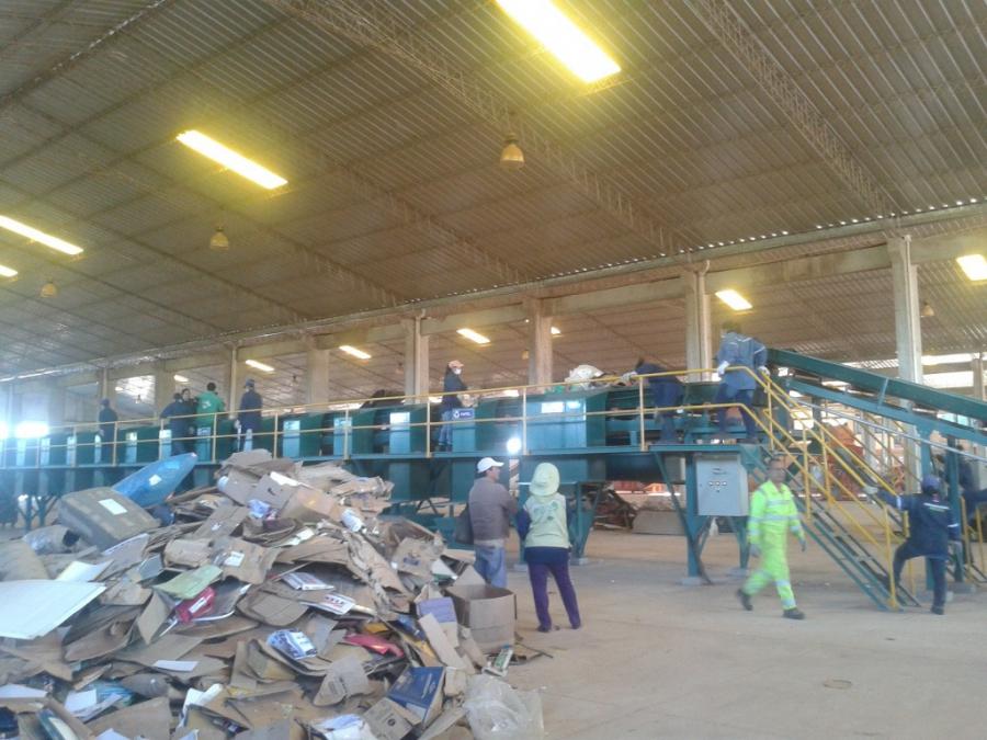 inauguracion parque reciclaje